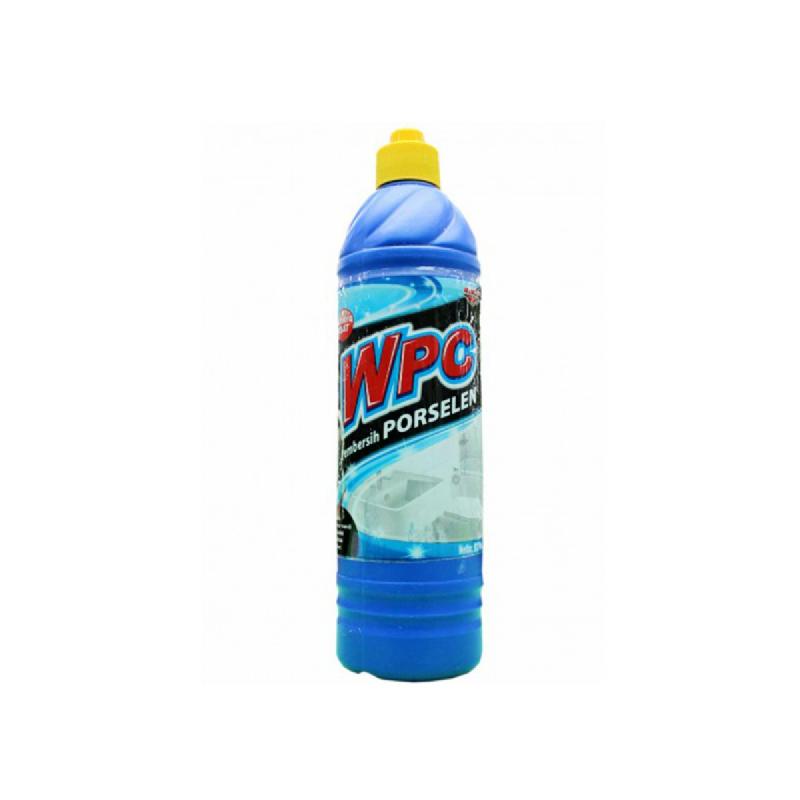 Wpc Wings Pembersih Porselen Biru Botol 800 Ml