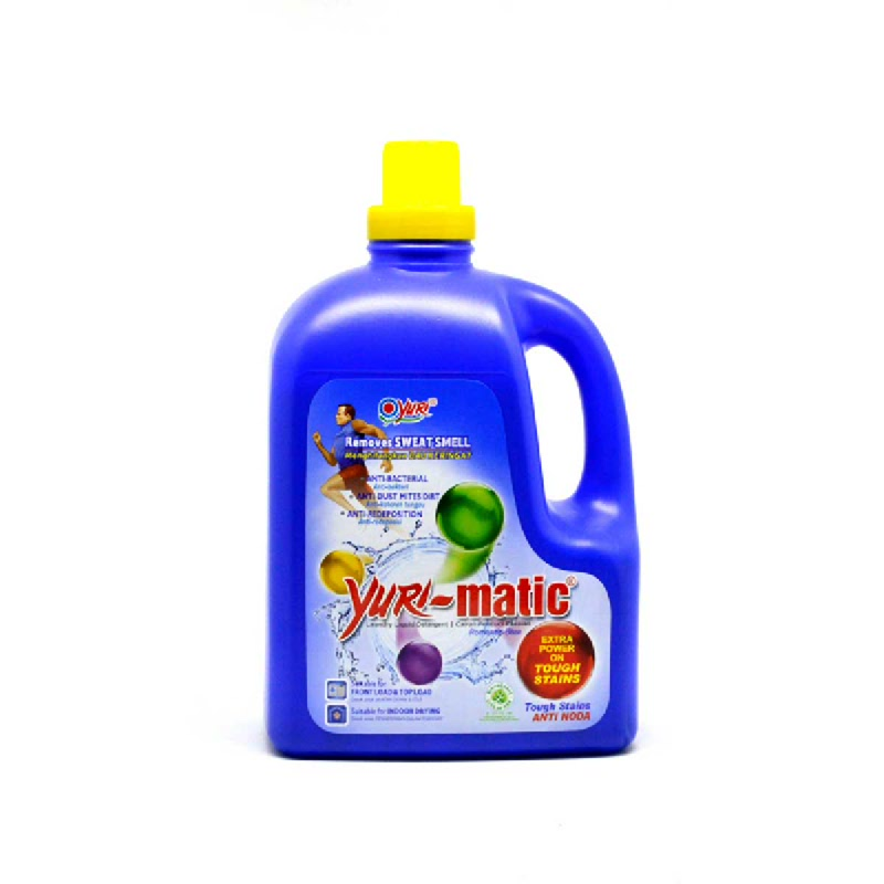 Yurimatic Tough Stain Botol 3000 Gr