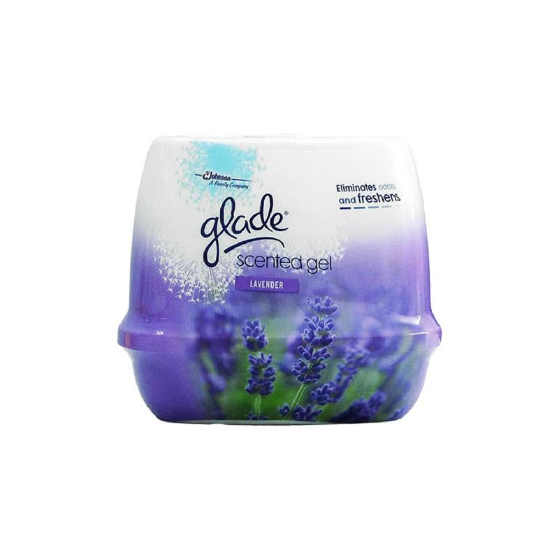 Glade Scented Gel Lavender 200 Ml