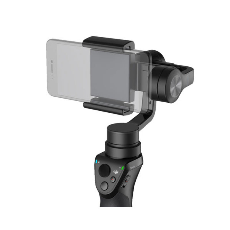 DJI Osmo Mobile Stabilizer for Smartphone - Hitam