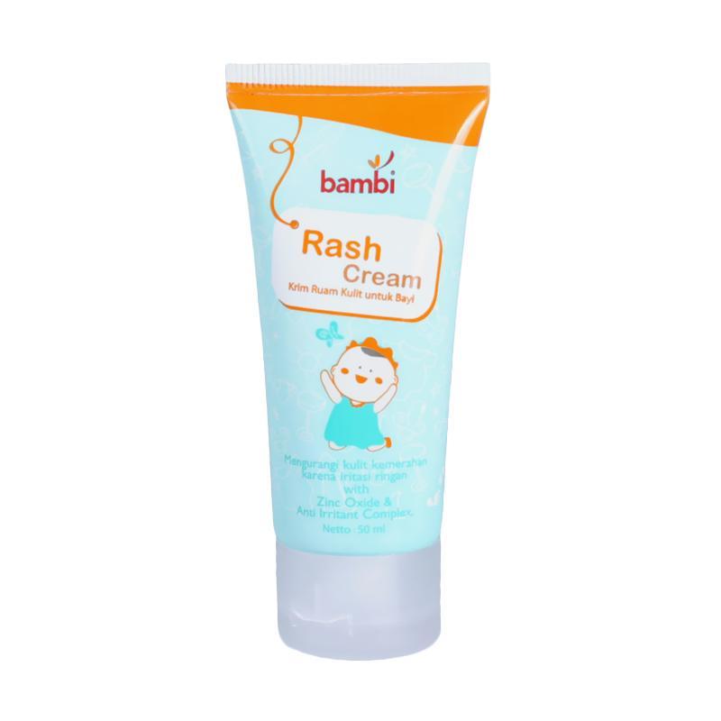 Bambi Baby Rash Cream Krim Ruam Popok [50 mL]
