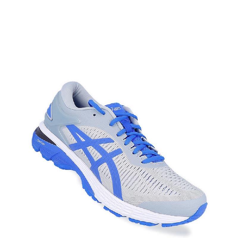 Asics Gel-Kayano 25 Lite-Show Men Running Shoes Grey