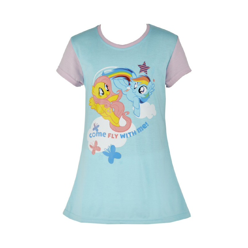 Fly with Me Short Sleeve Dress