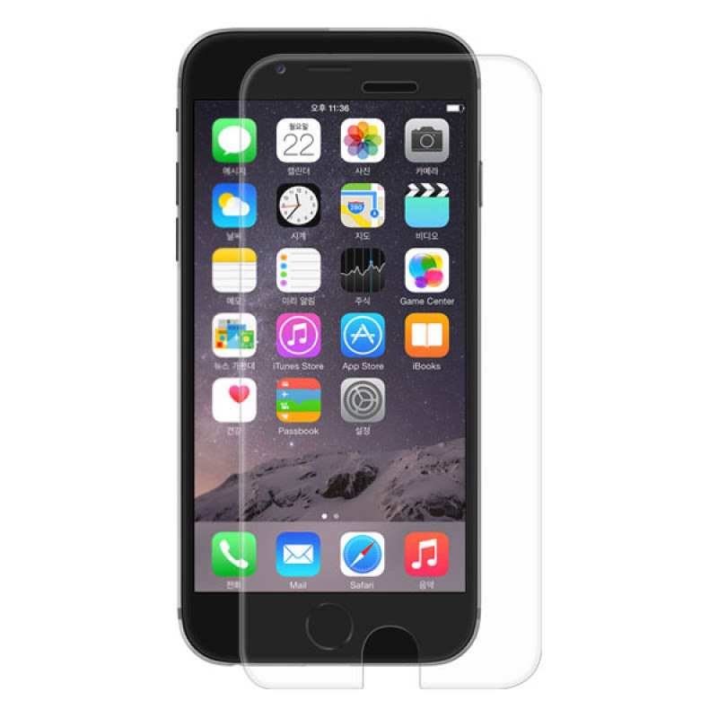 3D Mask Easy Attach Film For iPhone 6,6S