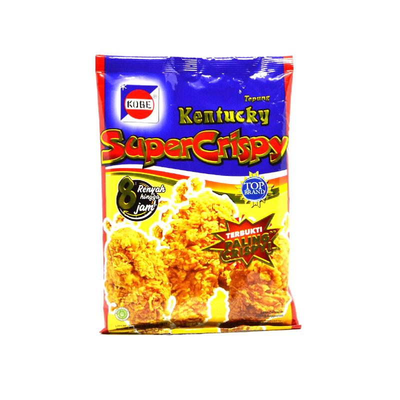 Kobe Tepung  Kentucky  Spr Crispy  210 Gr