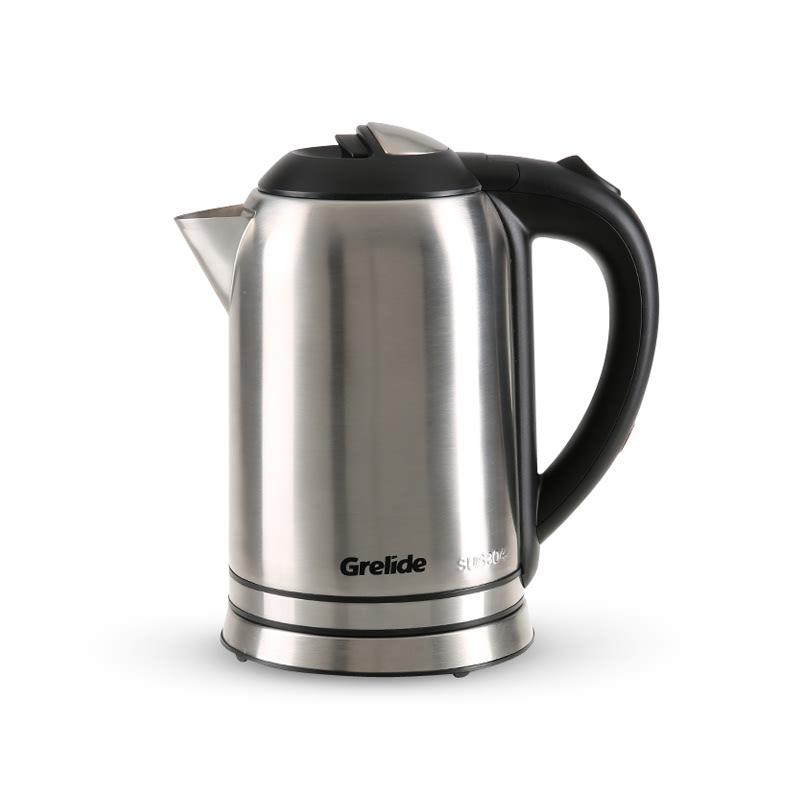 Grelide Kettle Silver 1 L
