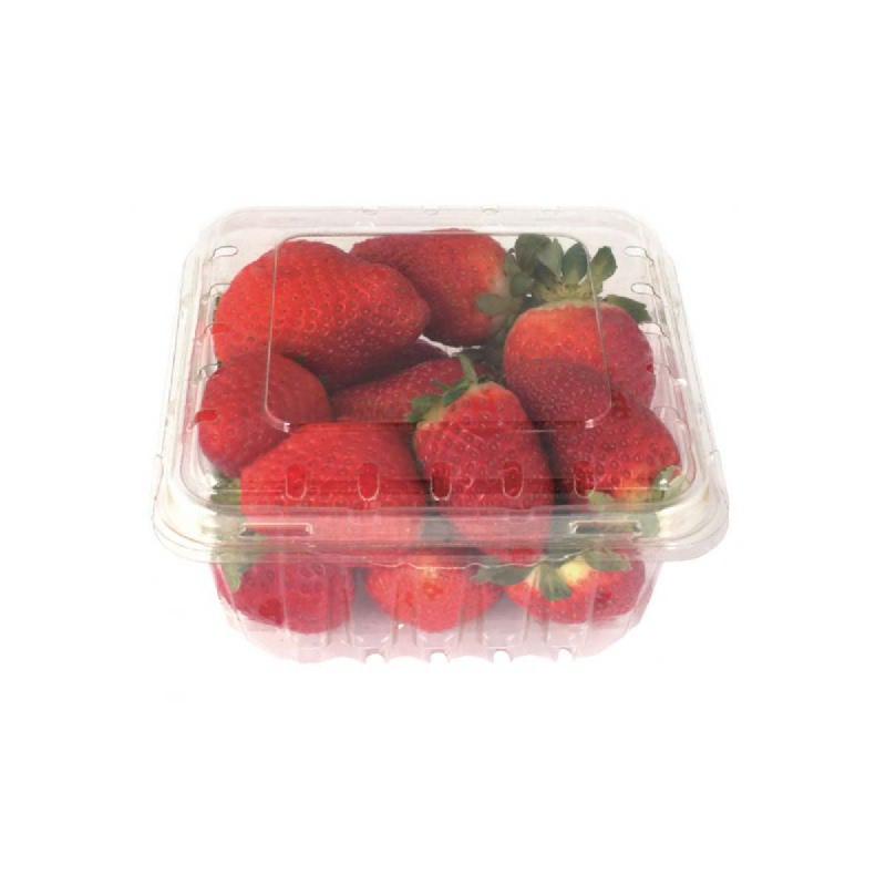 Pacific Rose Strawberry Korea 250 Gr