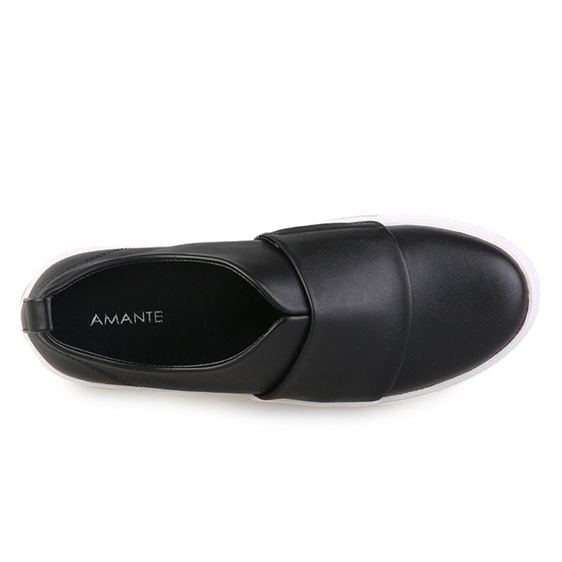 Amante Flats Bourbon K16 Black