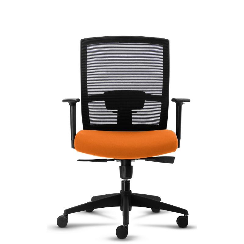 HighPoint Fontana Kursi Kantor-D227DM Lucky Orange