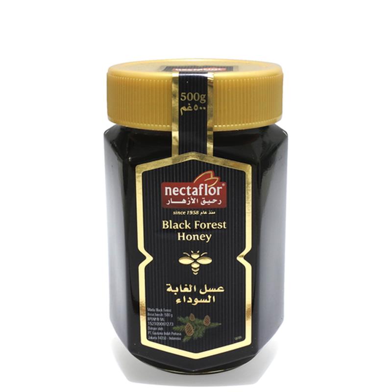 Madu Nectaflor Black Forest 500 gr (Jar)