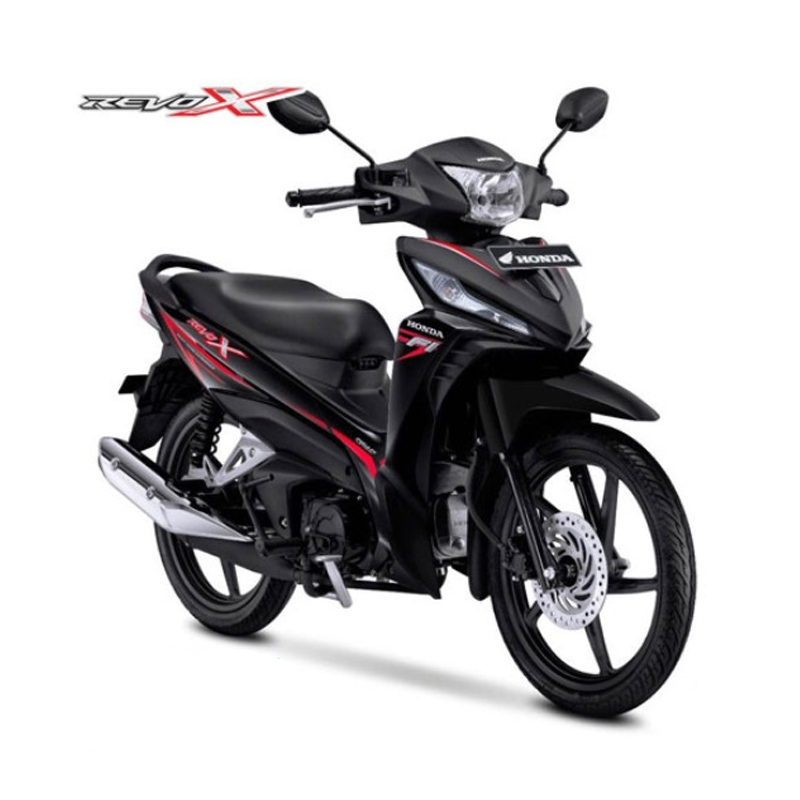 Honda REVO X Quantum Black (Jabodetabek)