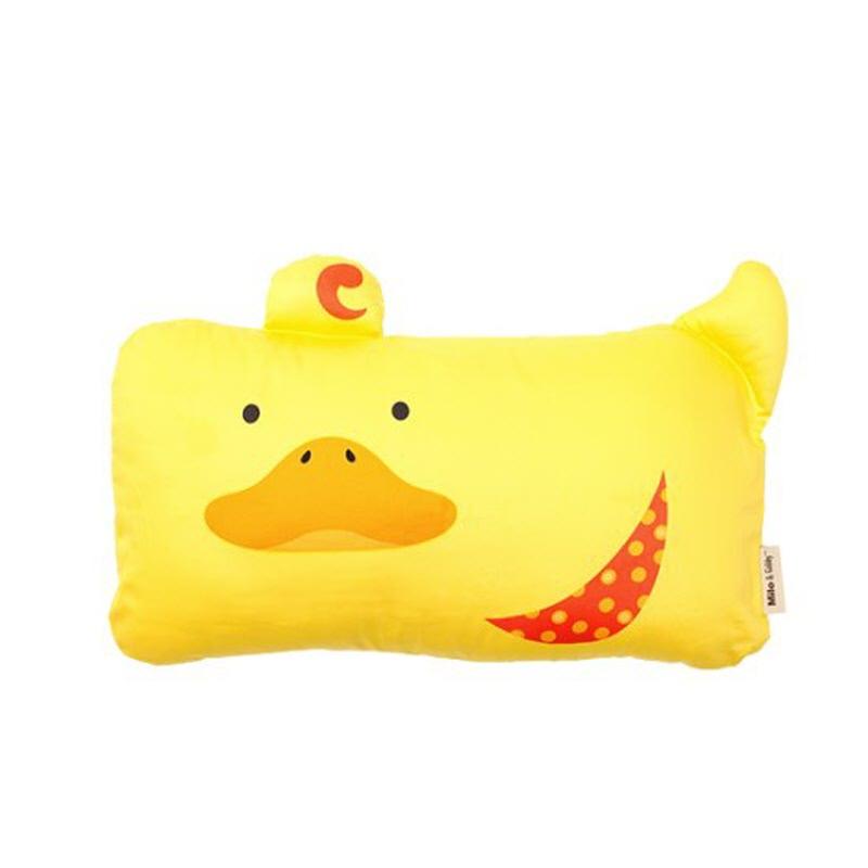 Animal Character Mini Pillow Cover - Duke the Duck