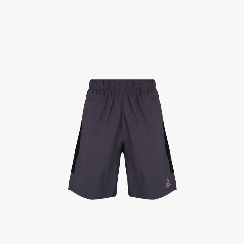 Reebok Woven Performance Men Shorts Grey