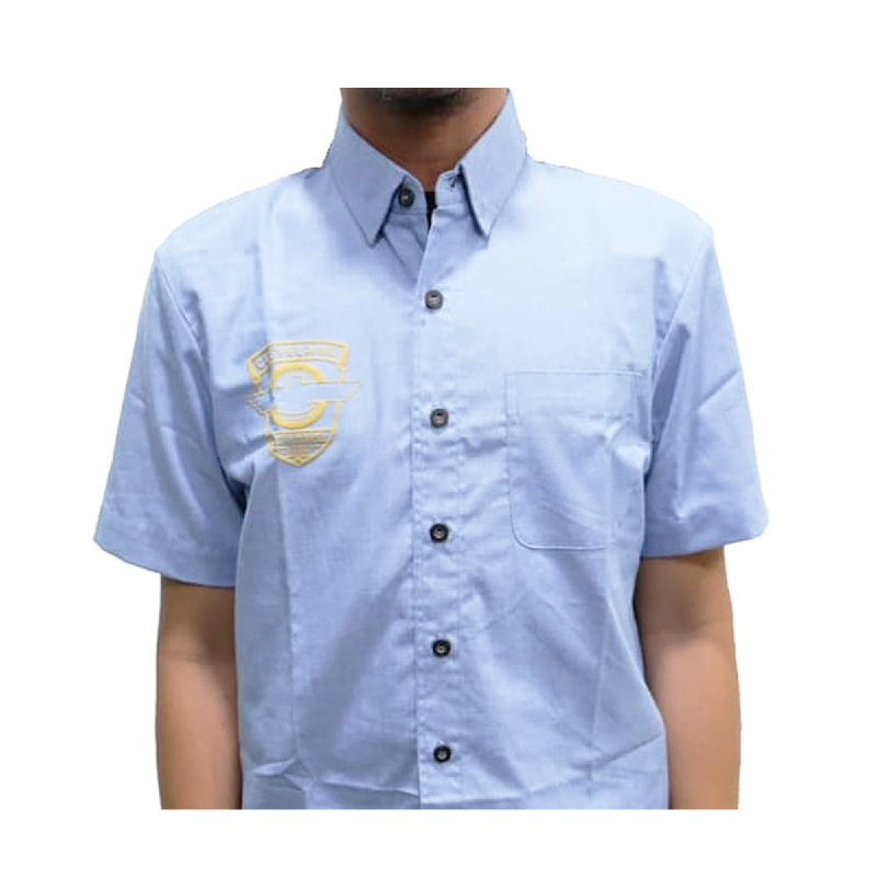 Cleveland Shirt CCW Falcon Light Blue