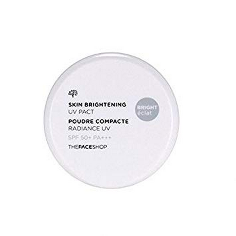 The Face Shop Skin Brightening UV Pact SPF50+ PA+++ No. 201