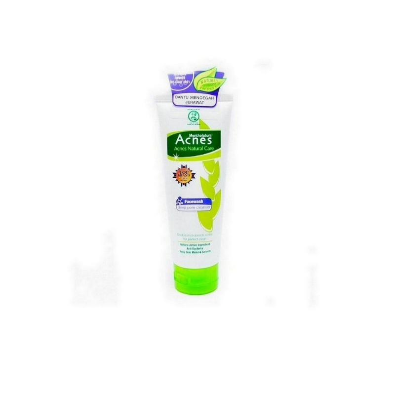 Acnes Face Wash Deep Pore Cleanser 100G