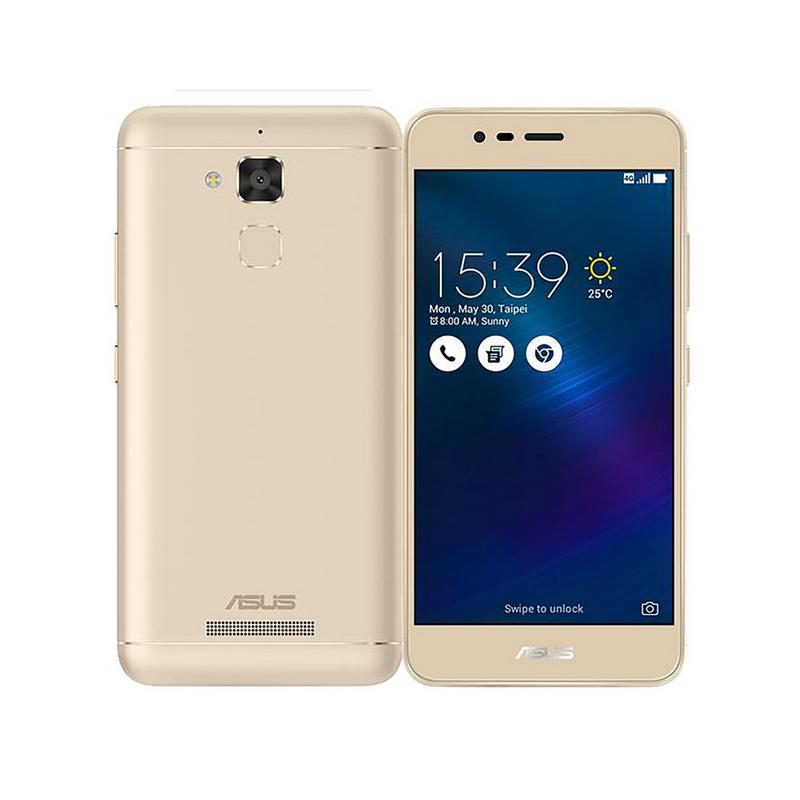 Asus Zenfone Max 3 ZC520TL Gold (32GB, 3GB RAM, 4G LTE)
