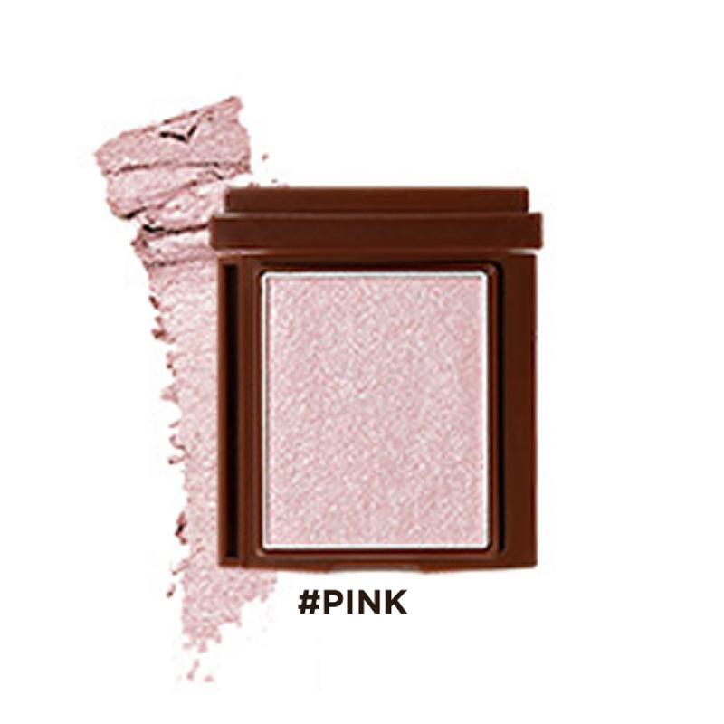 16brand Brickit Shadow Creamy Line - Pink