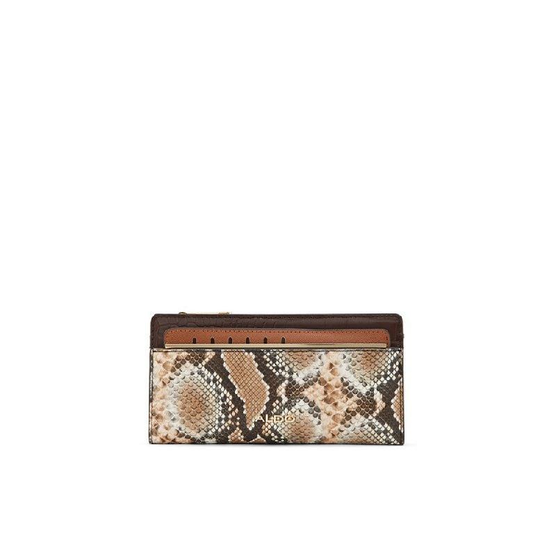 Aldo Ladies Wallet OCOISSA-900 Brown