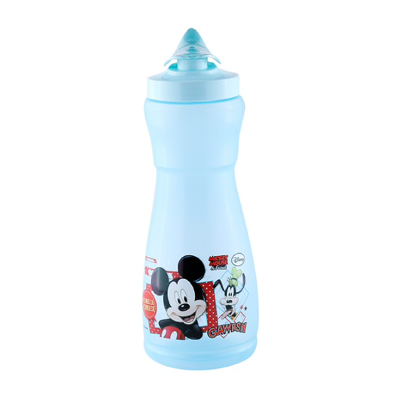 Mickey Mouse Water Jug Blue