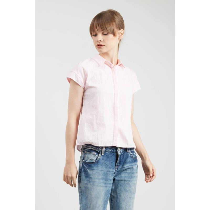 Gwen Haslach Top in Pink