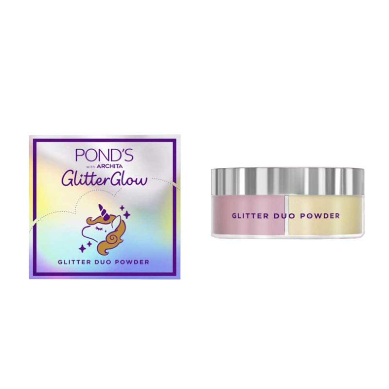 Ponds Glitter Glow Duo Powder 5 Gr