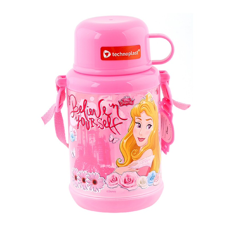 Princess Aurora Bottle Fushia 700 ml