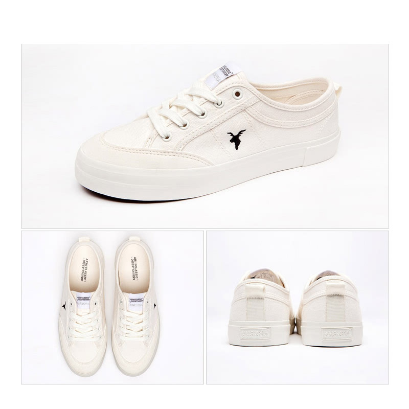 Akiii Classic Persona Sneakers Series - Beige