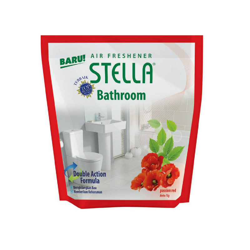 Stella Bathroom Passion Red 70 Gr