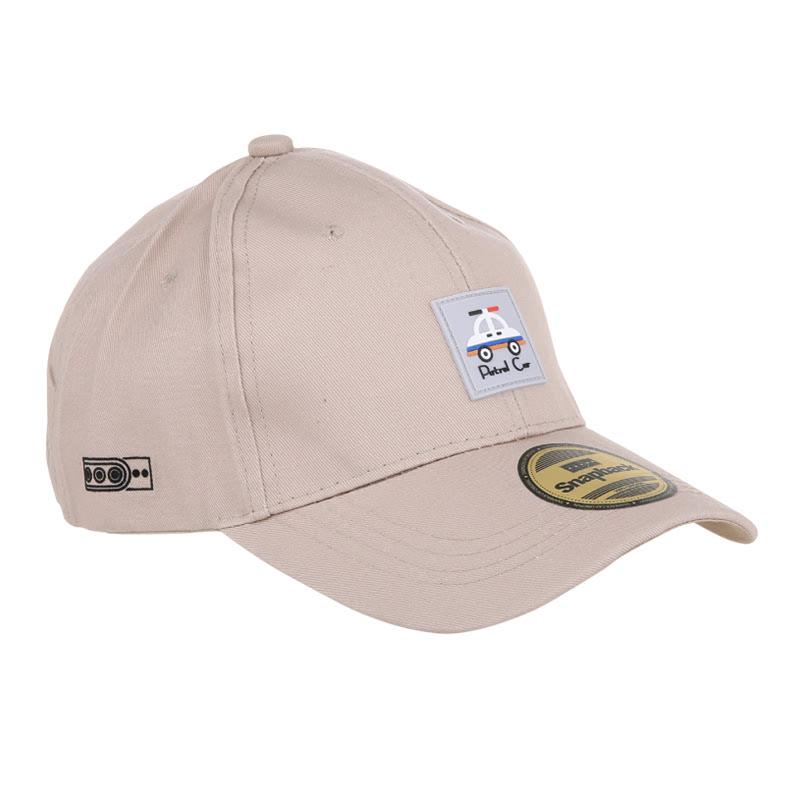 Snapback Cap Baseball SBS70391LBR Brown