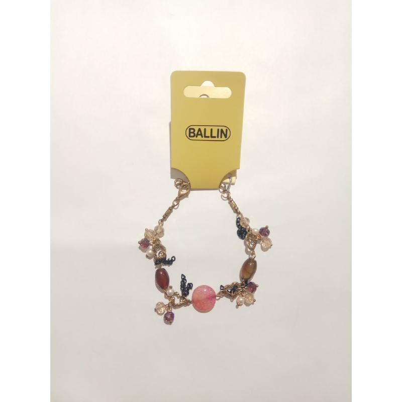 Ballin - Women Bracelet ZB B002 Mix Colour Orange