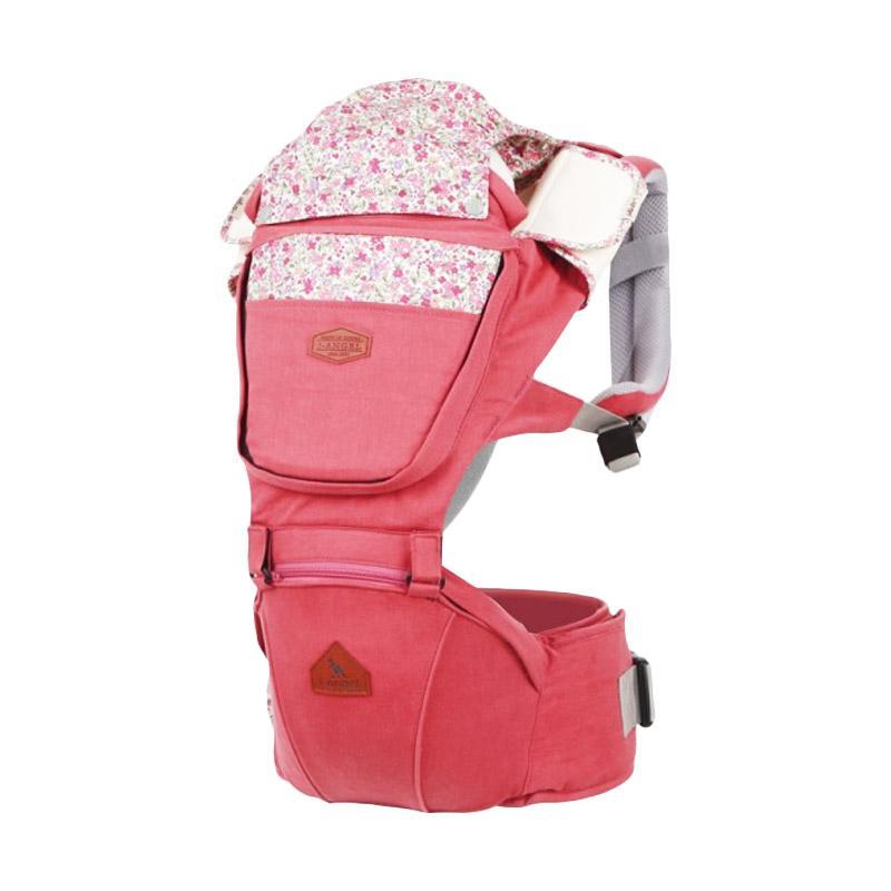I-Angel Fleur Gendongan Bayi - Pink