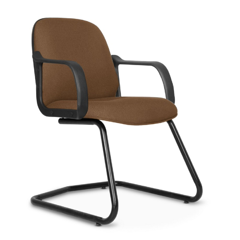 Kursi kantor kursi kerja HP Series - HP19 Cameo Brown