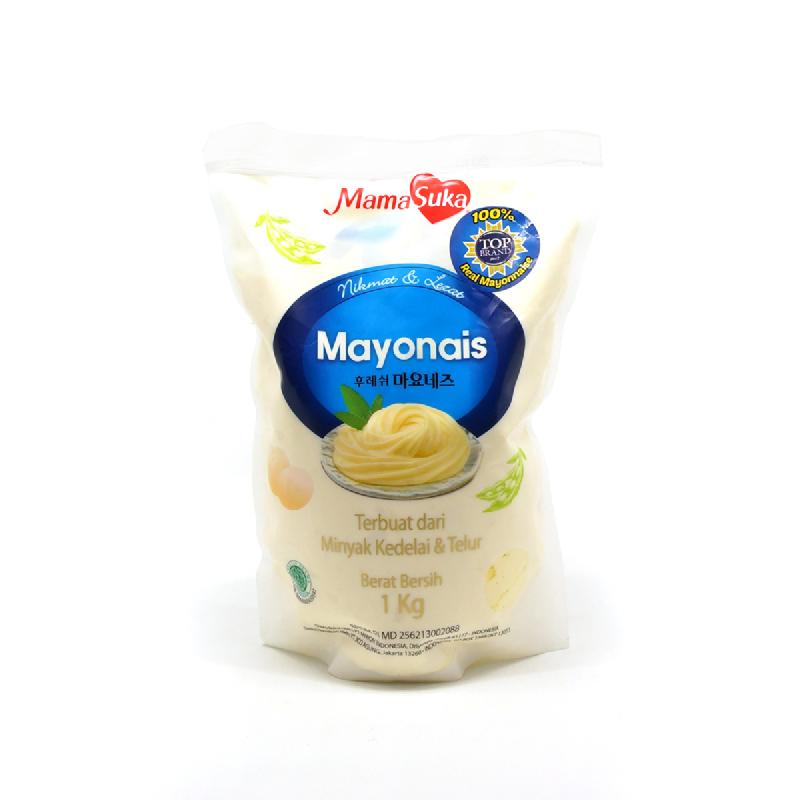 Mamasuka Mayonnaise 1 Kg