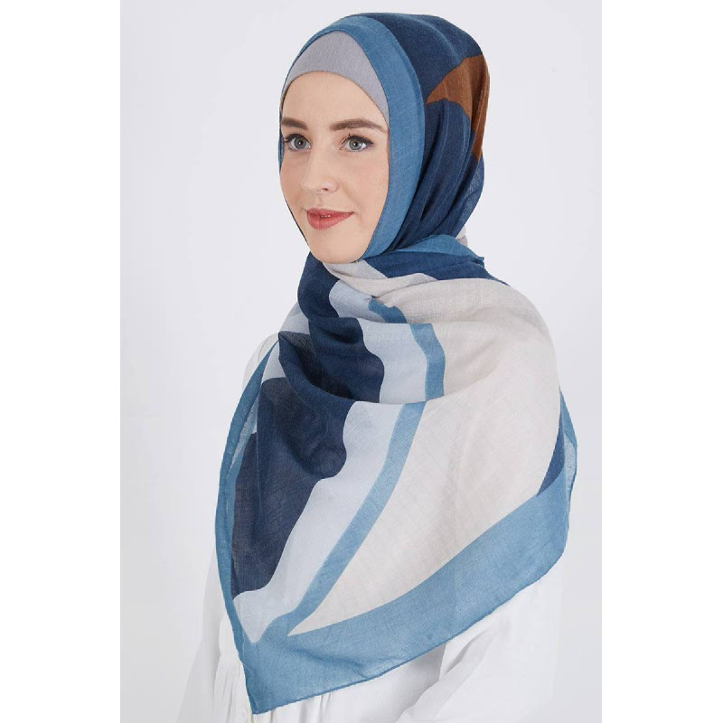Mazla Pashmina Blue