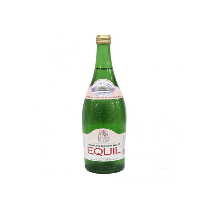 Equil Sparkling Air Mineral 760 Ml