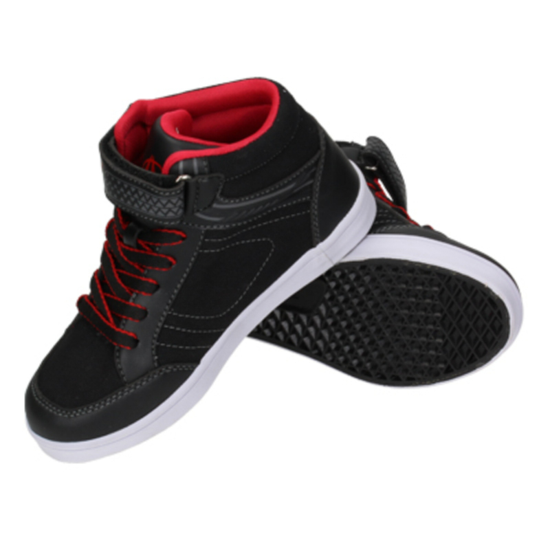 Ardiles Finnick Man Sneakers Shoes Black Red