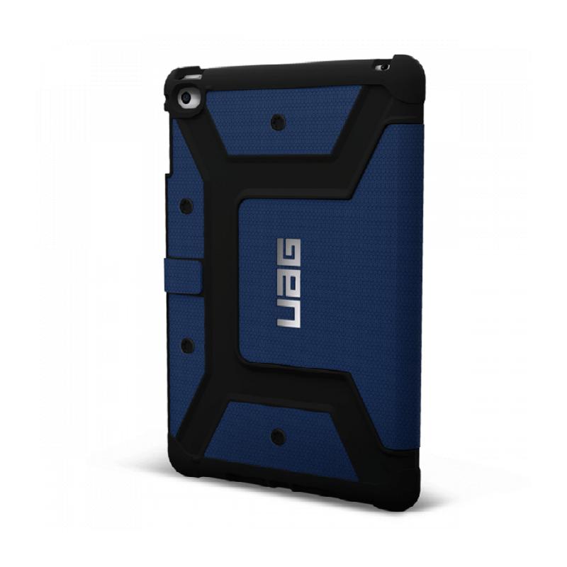 UAG iPad Mini 4 Retina Folio Case Cobalt,- Hitam