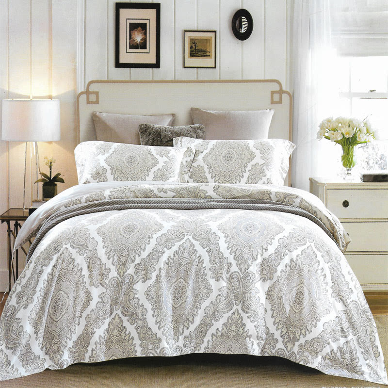 Sleep Buddy Set Sprei Victorian elegance Tencel 200x200x30