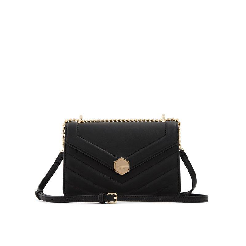 Aldo Ladies Handbags Cross Body DALARNA-001-001 Black