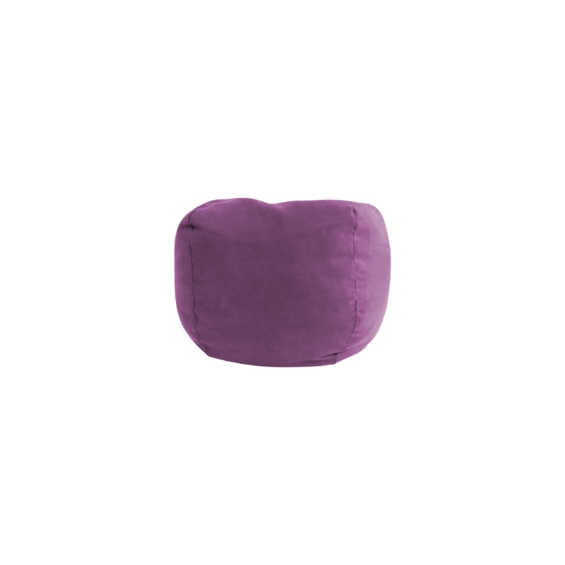 Beam and Co Kisses Beanbag Suede Purple