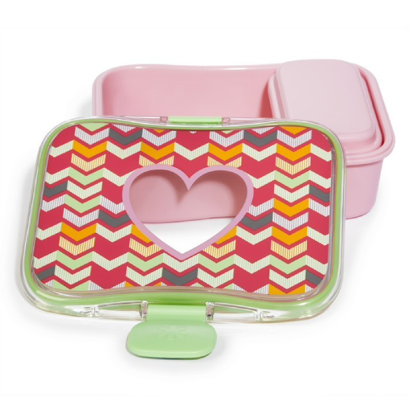 Forget Me Not Lunch Kit Heart