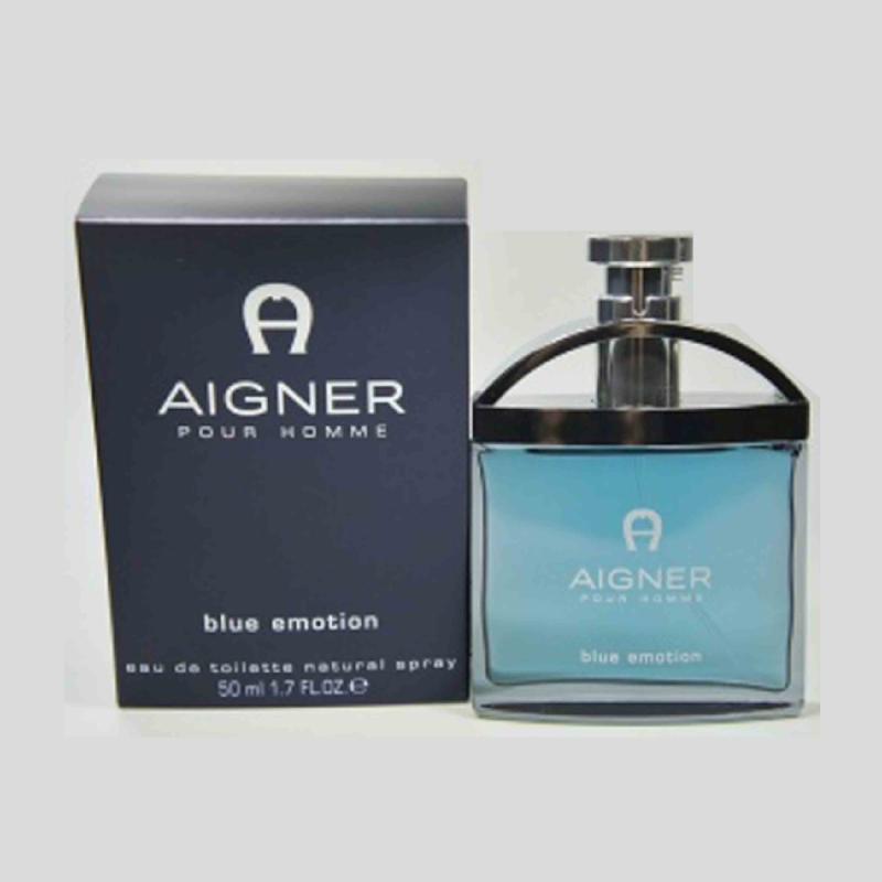 Aigner Blue Emotion EDT Natural Spray 50 Ml
