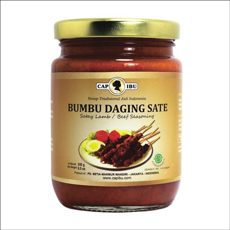 Bumbu Daging Sate 230 gr