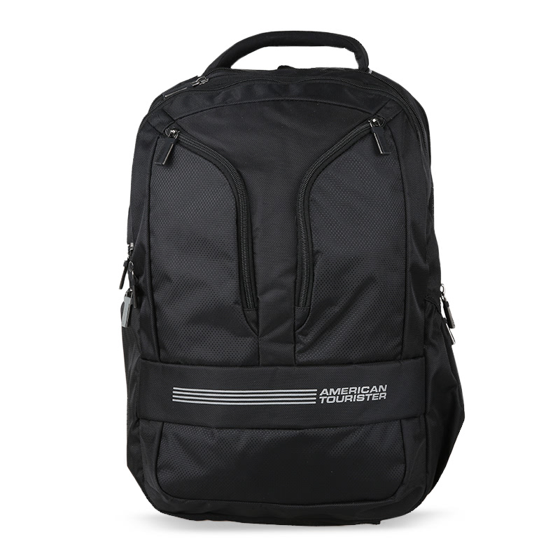 American Tourister Logix Backpack 02 AS5009002 Black