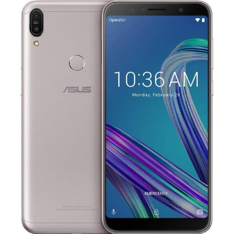 Asus Zenfone Max Pro M1 ZB602KL (3GB-32GB) Silver