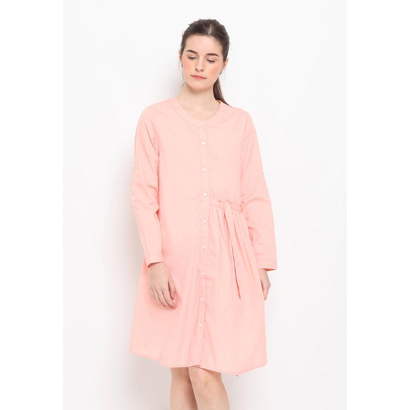 Agatha Rosie Dress Orange ORANGE