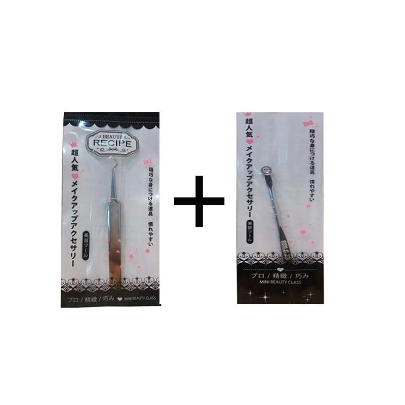 Beaute Recipe Acne Clip 1663-1 + Acne Stick 1073-2