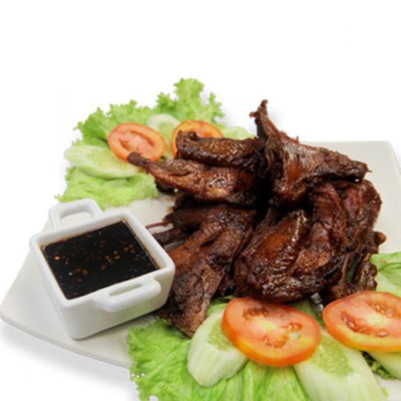 Ayam Panggang (Isi 2 bungkus-vacuum)