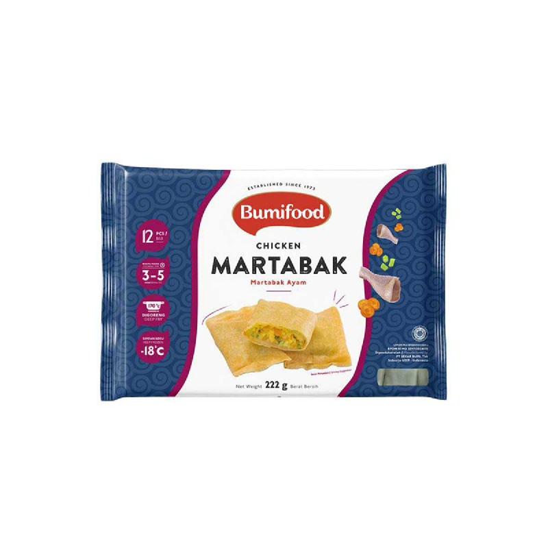 Bumifood Martabak Udang 12 S